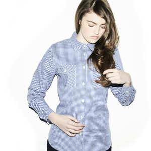 Armour Lux lady in shirt for women's wear