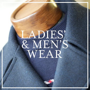 Ladies' and Men's Wear