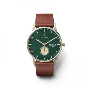 TRIWA Watches- Pine Falken-Brown Classic