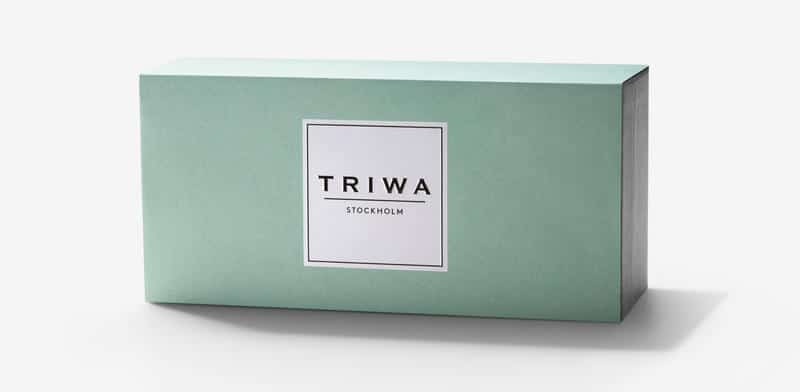 Triwa Sunglasses Box