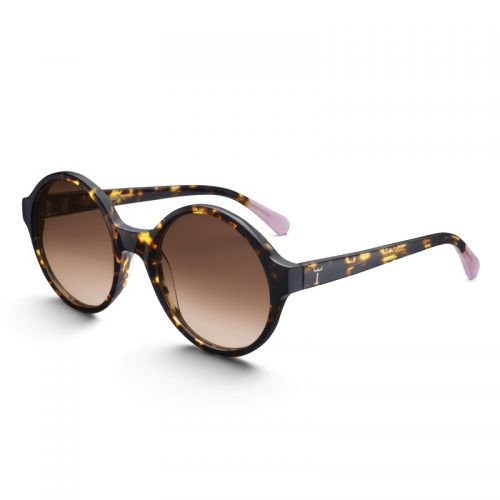 TRIWA Sunglasses - Debbie Turtle Debbie side view
