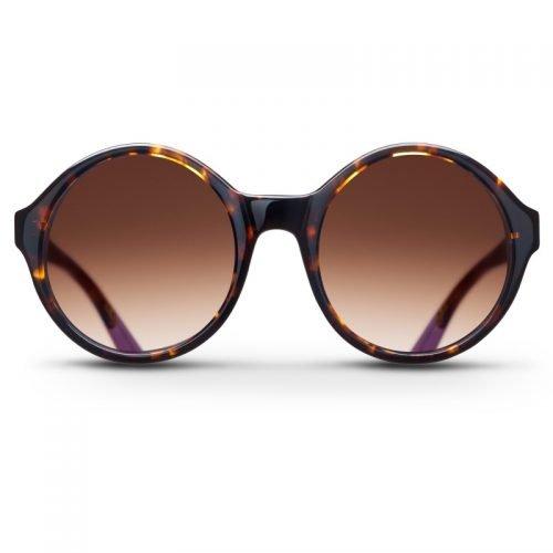 TRIWA Sunglasses - Debbie Turtle Debbie front view