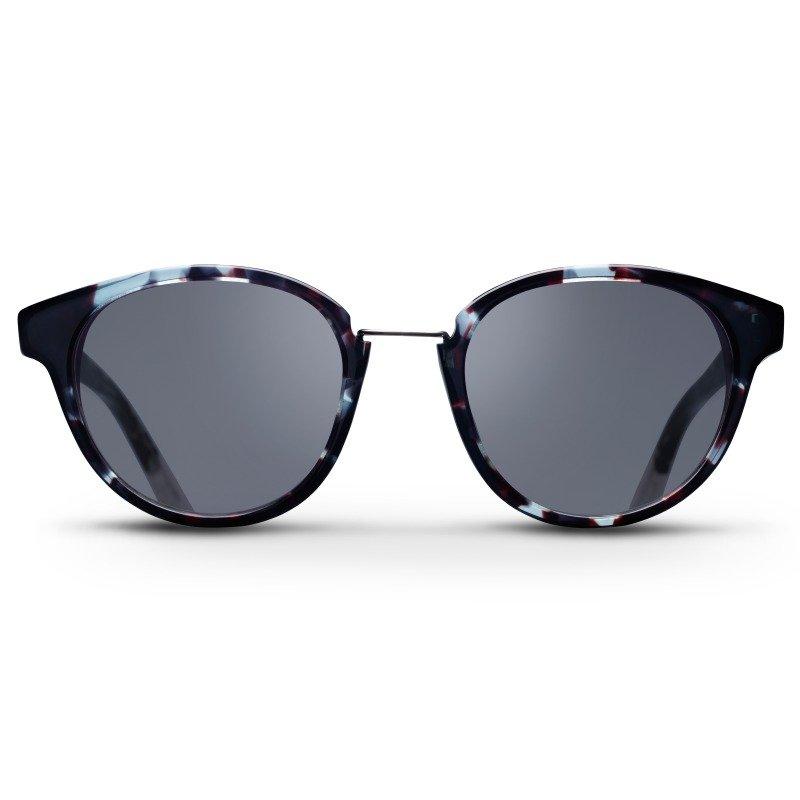 TRIWA Sunglasses - Indigo Turtle Nicki front view
