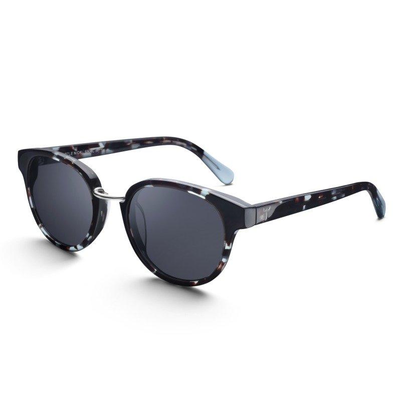 TRIWA Sunglasses - Indigo Turtle Nicki side view