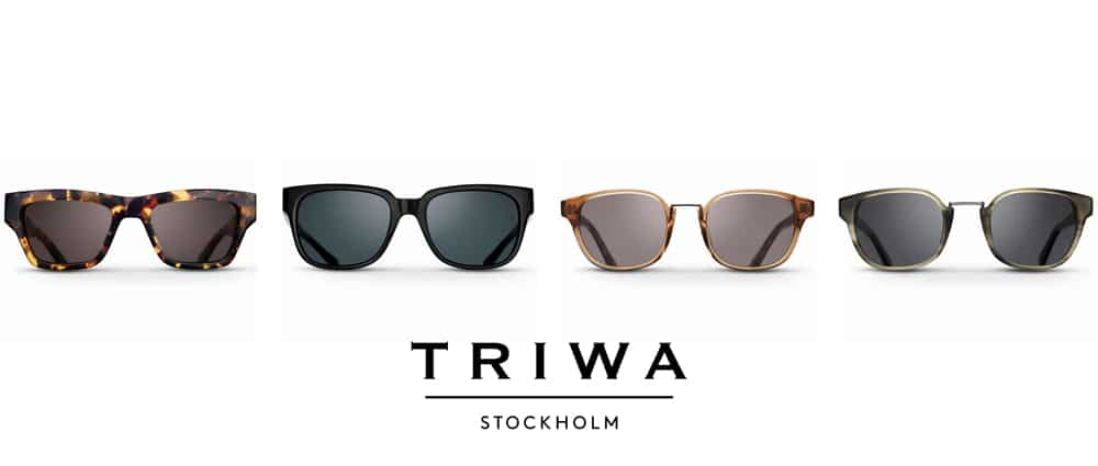 Selection of Triwa Watches
