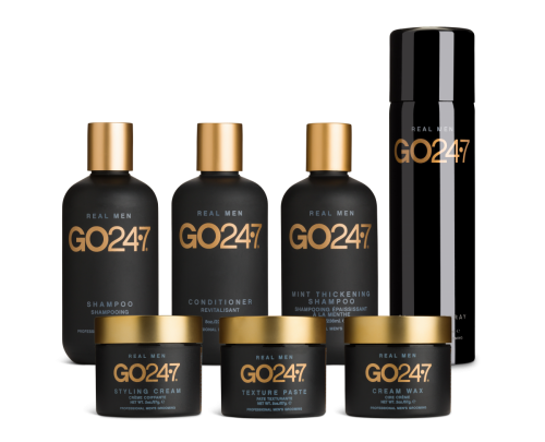 GO24.7 product range