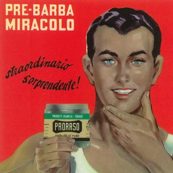 Proraso After Shave Balm – Sensitive Skin - poster