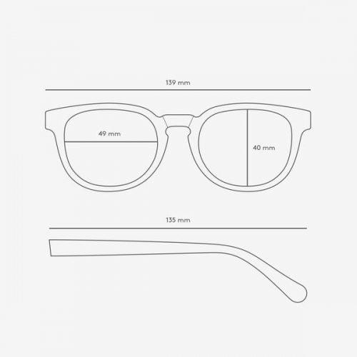 Triwa Sunglasses - Pearl Ernest illustration