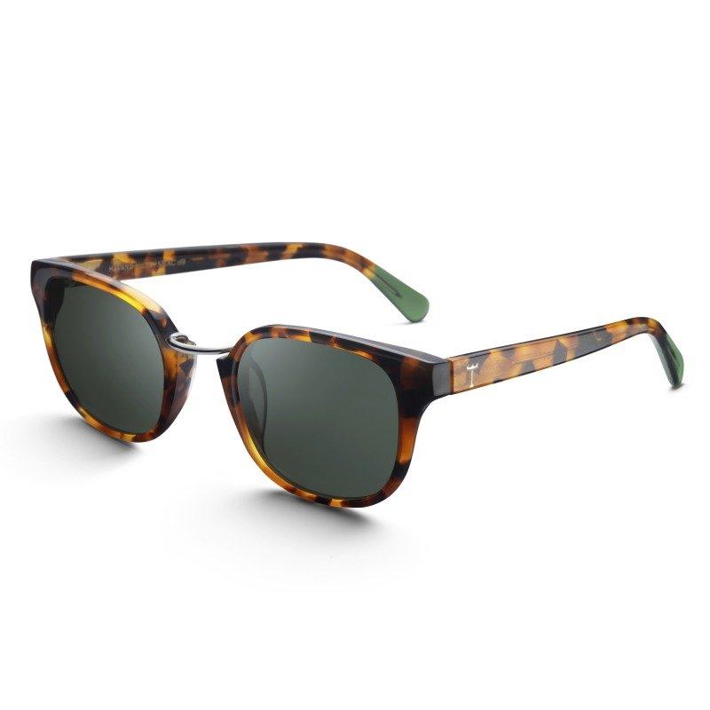 Triwa Sunglasses - Havana Miles side