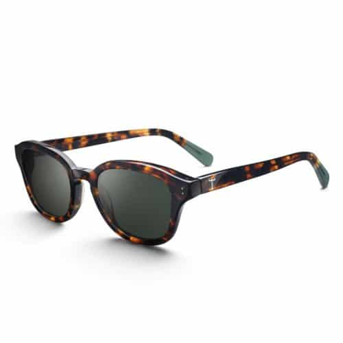 7Triwa Havana Frank Sunglasses side view