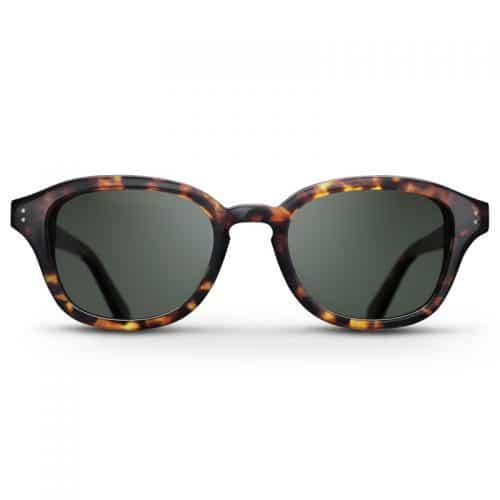 Triwa Havana Frank Sunglasses front