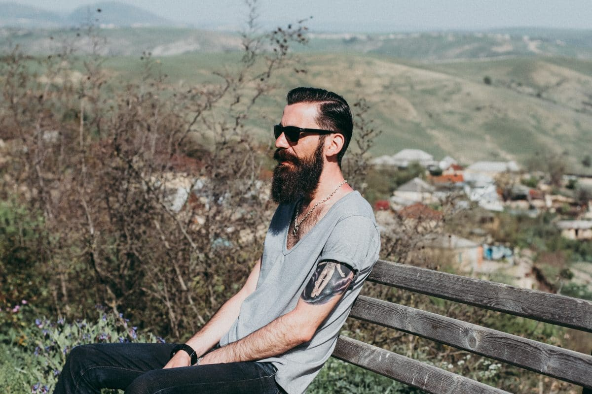 Milo's - How to grow a thick beard that will leave everyone