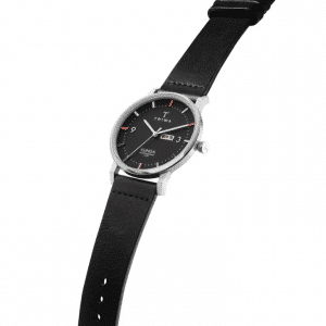 Triwa watches - Vivid Klinga - Black Classic - side
