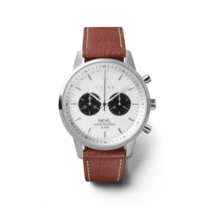 Triwa watches - Raven Nevil - Tumbled Brown Sewn Classic 2