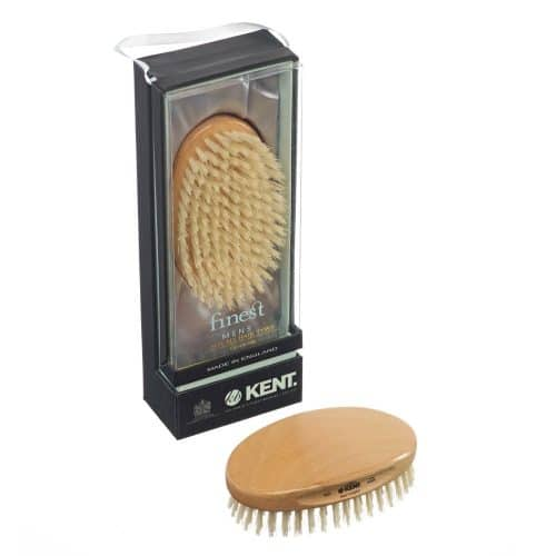 Kent MG3 hair brush in box