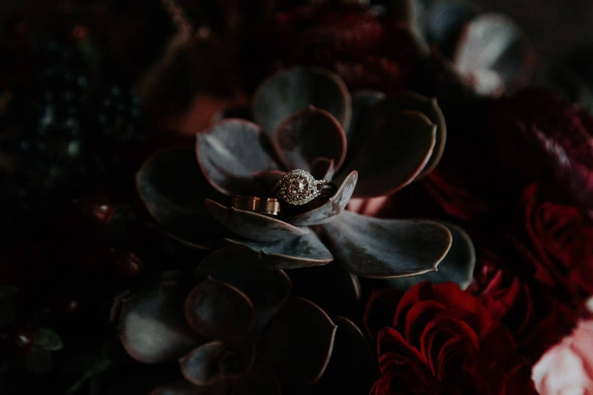 Diamond Cremation Jewellery