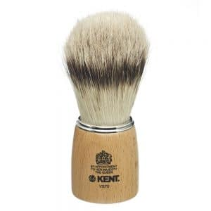 Kent large wooden shaving brush
