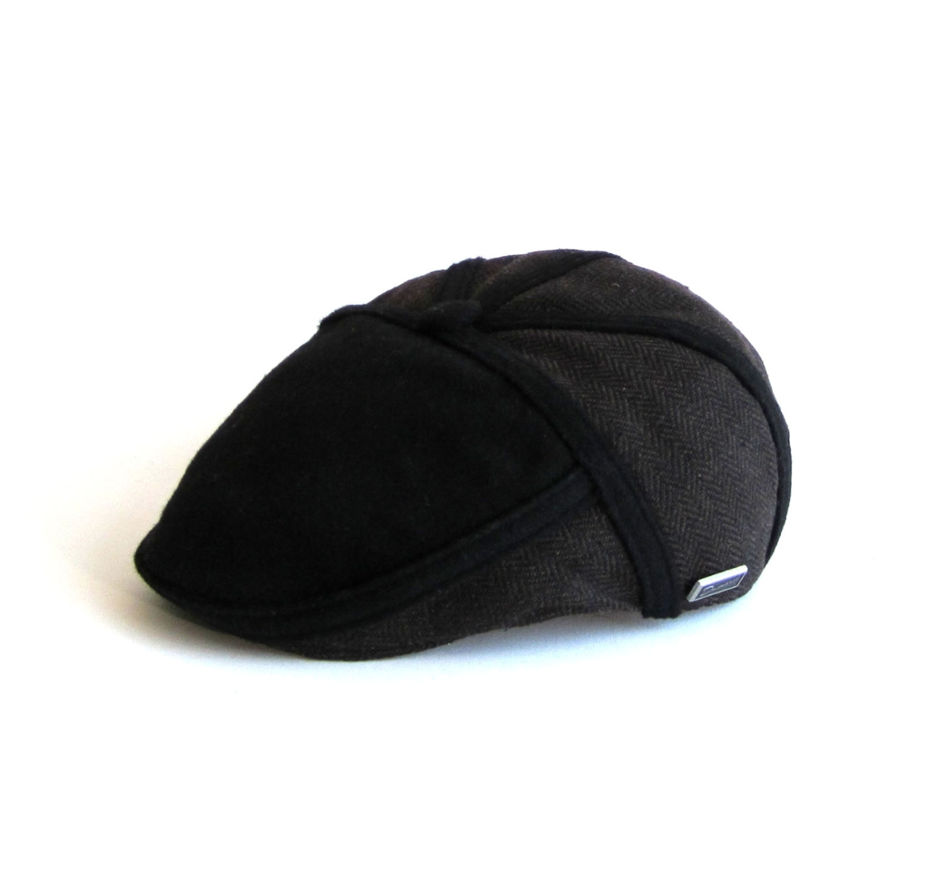Dasmarca Roy wool cap in Russett