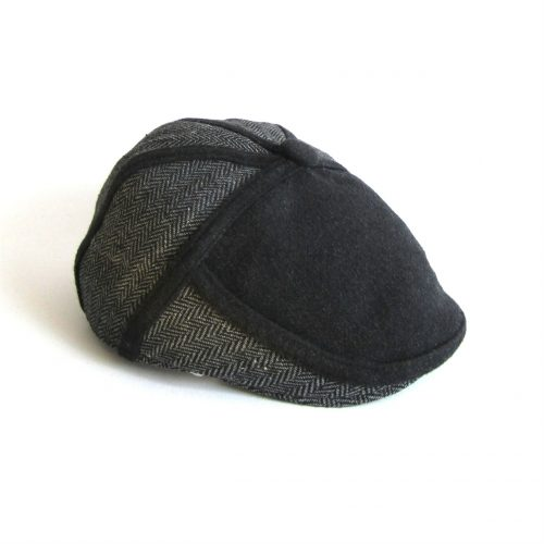 Dasmarca Roy wool cap in Slate